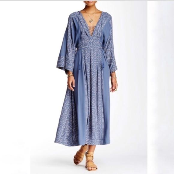 26e5ae9c1760 Free people modern kimono dress